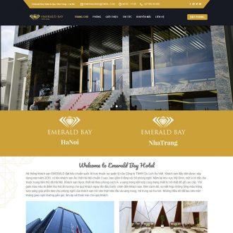theme wordpress khách sạn 01