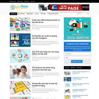 theme wordpress tin tức 05