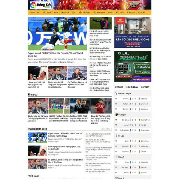 theme wordpress tin tức 06