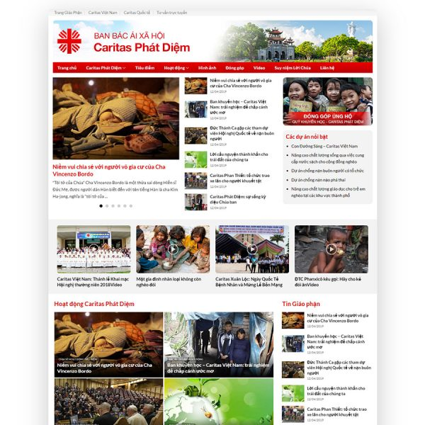 Theme wordpress tin tức 07