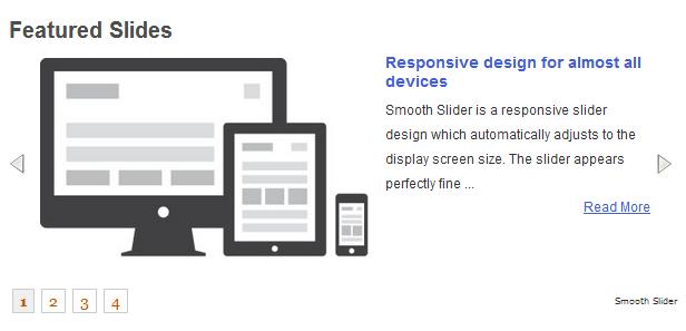 Smooth Slider - Plugin tạo slide ảnh cho wordpress đơn giản