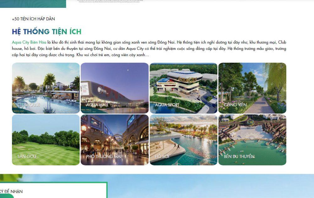 Mẫu landing page bất động sản đẹp cho năm 2021