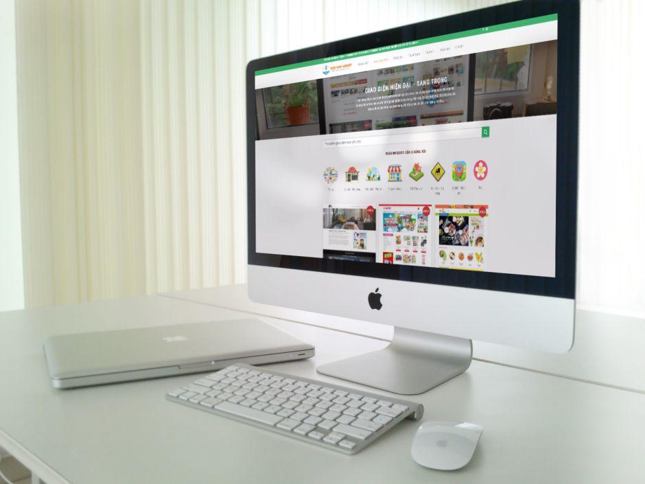 Dịch vụ thiết kế web nha trang uy tín - chất lượng